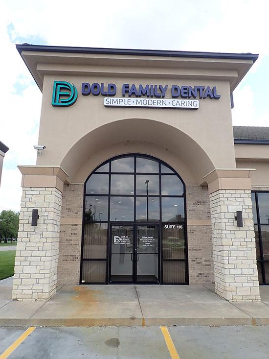 Dold Family Dental Building